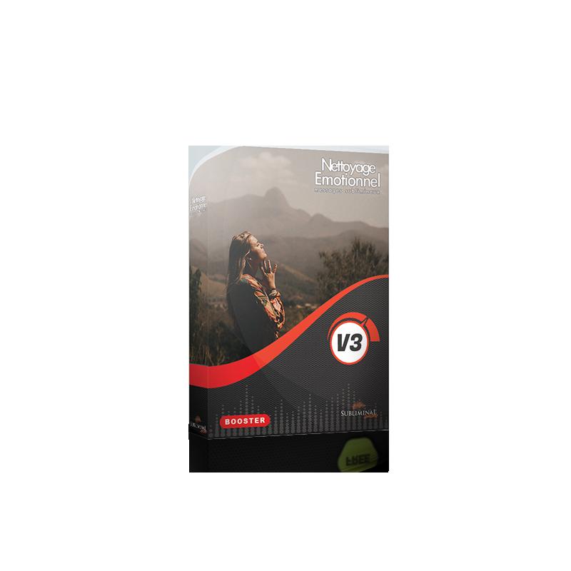 Audio subliminal Nettoyage émotionnel Subliminal Online Booster