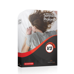 Audio subliminal pour retrouver un sommeil profond Subliminal Online Booster