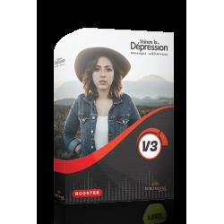 audio subliminal pour vaincre la dépression et l'anxiété Subliminal Online Booster